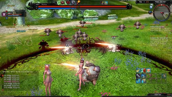 Скриншоты участника ЗБТ 3, Rendermax
