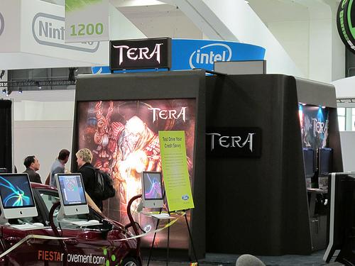 Фотоотчет GDC 2010 TERA